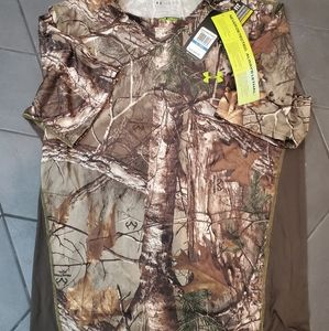 NWT Under Armour Realtree Men's XLT camo